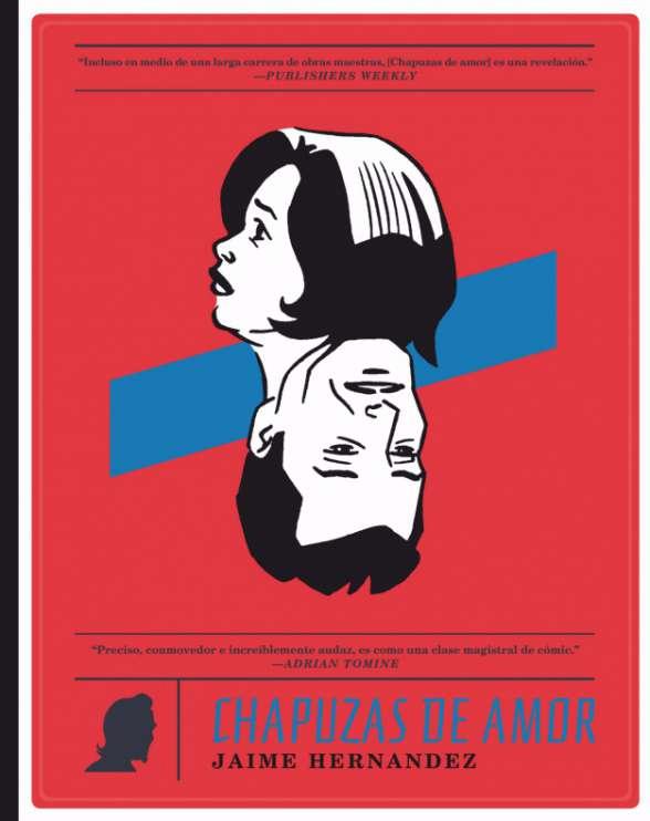 'Chapuzas de amor' de Jaime Hernandez