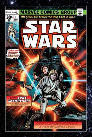 Comic Star Wars original