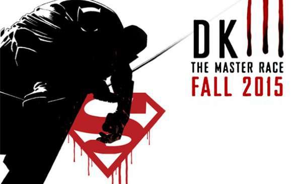Dark Knight III Miller