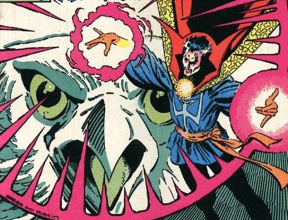 Doctor Strange portada
