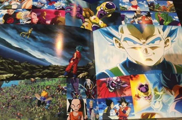 Dragon Ball Z Fukkatsu no F Vegeta super saiyan god super saiyan4