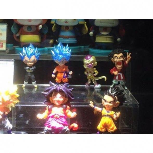 Dragon Ball Z Resurrection F Nueva transformación Son Goku Vegeta 04