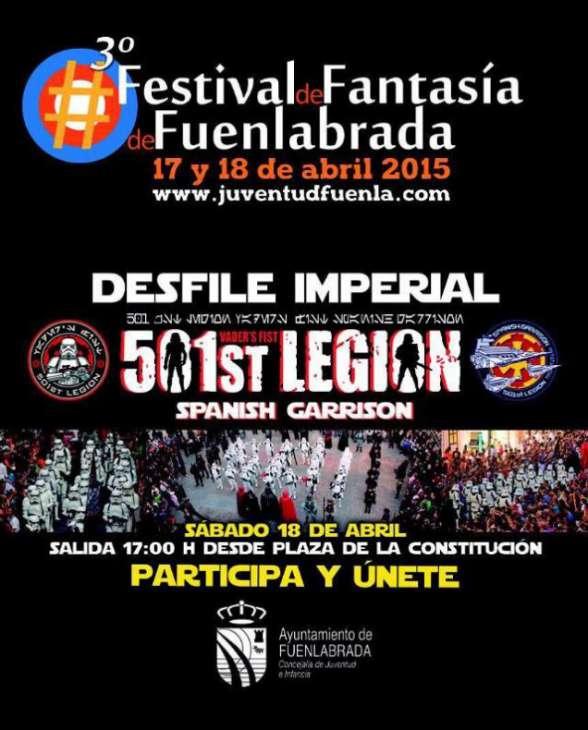Festival de Fantasia de Fuenlabrada
