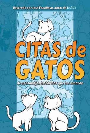 Citas de gatos portada