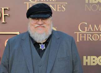George RR Martin HBO
