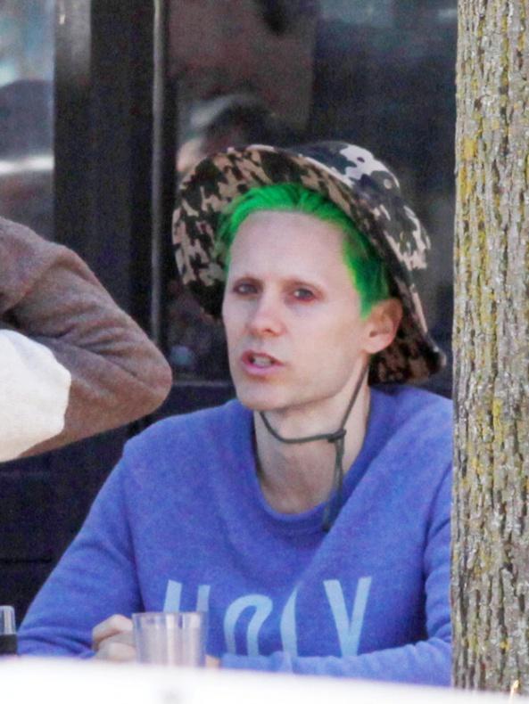 Jared Leto Joker 00