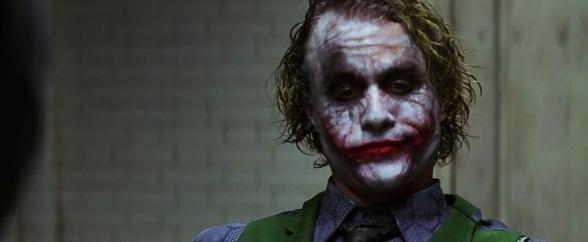 Joker Heath Ledger