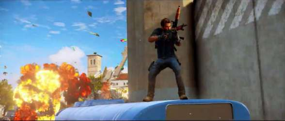 Just Cause 3 - Gameplay