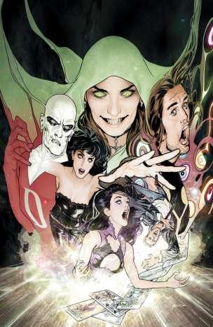 Liga de la Justicia Oscura - Comic