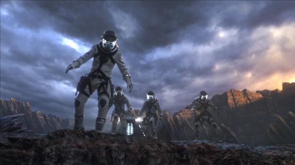 Los 4 Fantásticos Empire 01