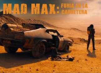 Mad Max - Furia en la carretera