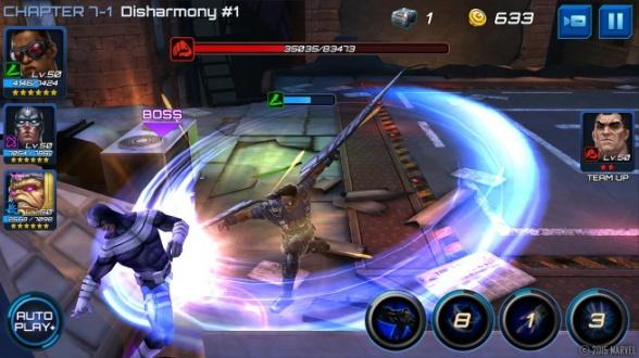 Marvel Future Fight nuevo juego móviles 01