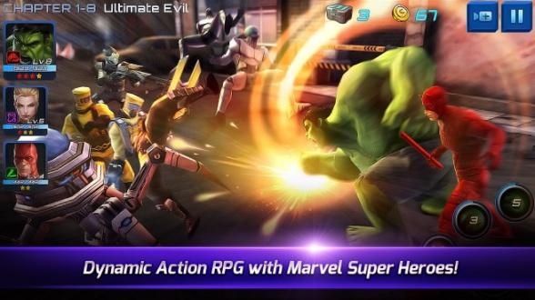 Marvel Future Fight nuevo juego móviles 02