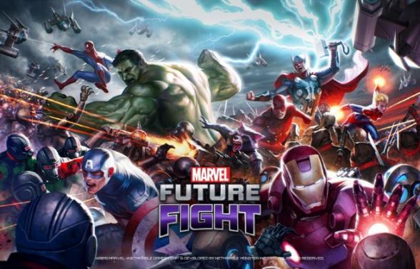 Marvel Future Fight nuevo juego móviles