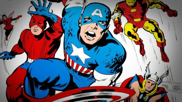 Marvel Gold: Los Vengadores 1- La Llegada de los Vengadores