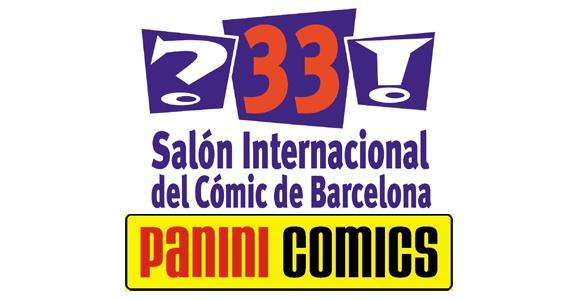 Panini Salón del Cómic Barcelona