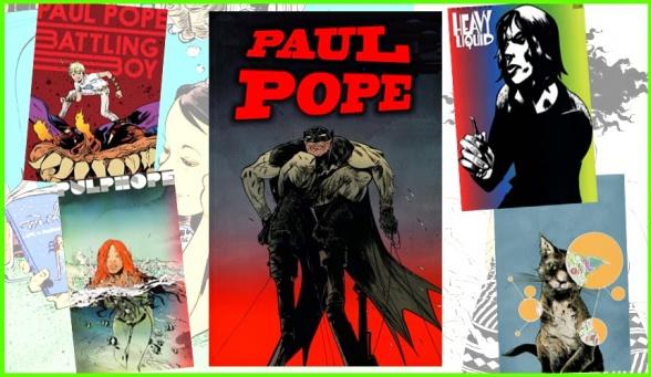 Paul Pope Avilés