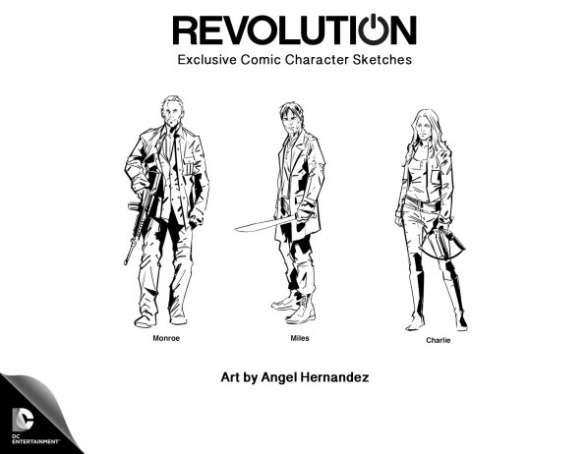 Revolution de Ángel Hernández