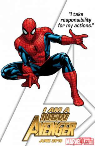 Spider-Man: The New Avenger