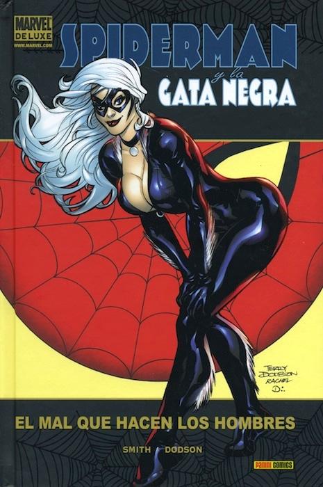 Spiderman y la Gata Negra