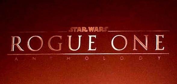 Star Wars Anthology - Rogue One - logo