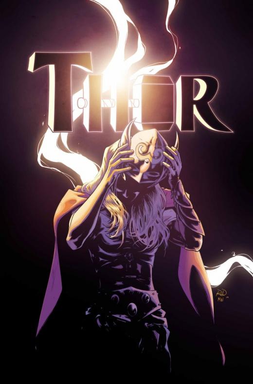 Thor Diosa del Trueno Identidad revelada en el nº8 01