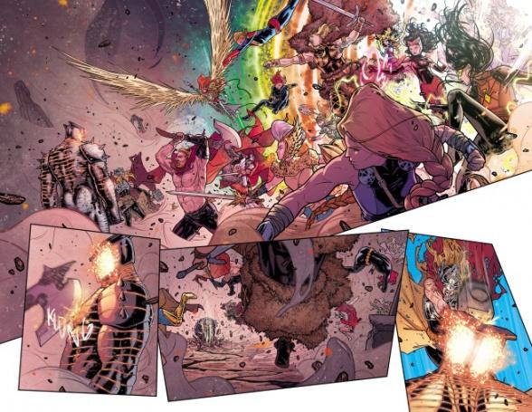 Thor Diosa del Trueno Identidad revelada en el nº8 02