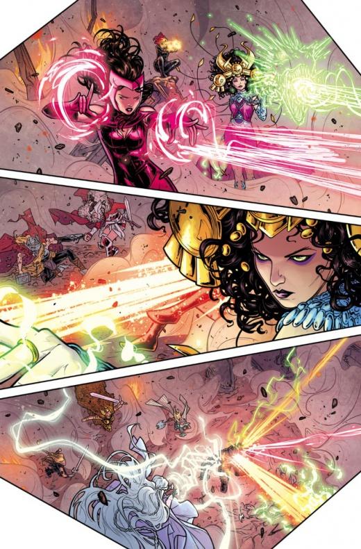 Thor Diosa del Trueno Identidad revelada en el nº8 04
