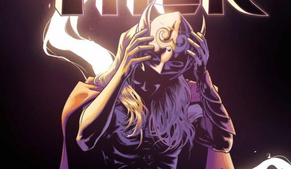 Thor Diosa del Trueno Identidad revelada en el nº8 principal