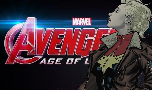 Vengadores - Capitana Marvel 01