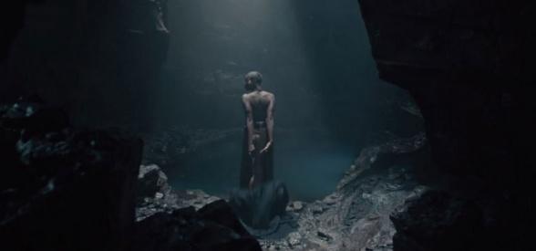 Vengadores: la era de Ultrón mujer misteriosa