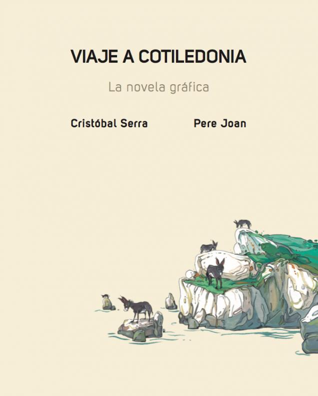 Viaje a Cotiledonia