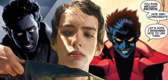 X-Men Apocalipsis Kodi Smith-McPhee habla sobre 'Rondador Nocturno'