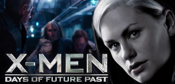 X-Men Días del futuro pasado escenas eliminadas de Pícara