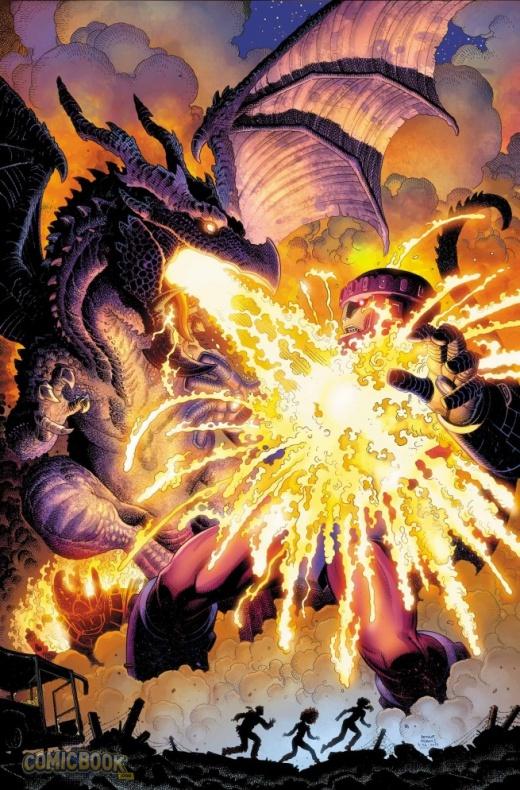 X-Men previas de Secret Wars Julio Años del futuro pasado 3