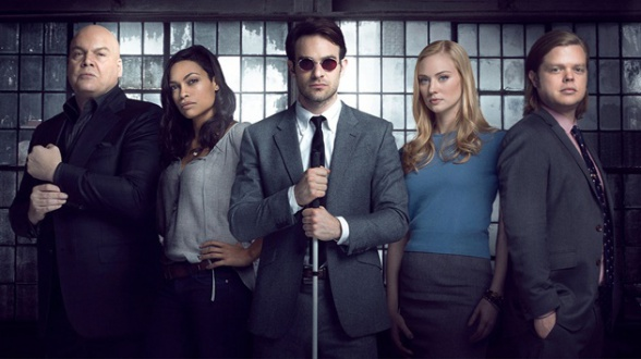 Daredevil - Netflix - reparto principal