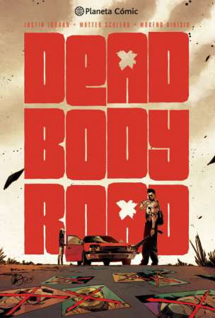 dead-body-road-planeta-comic-reseña-critica-analisis