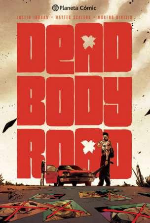 dead-body-road-planeta-comic-reseña-critica-analisis