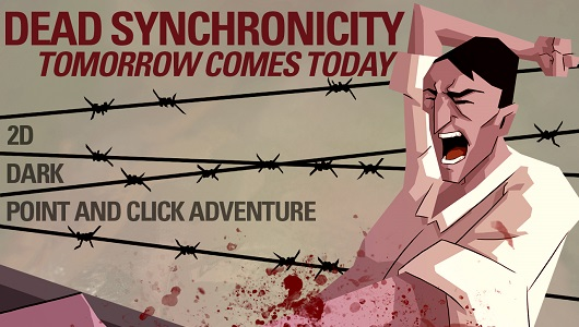 dead synchronicity tomorrow comes today logo