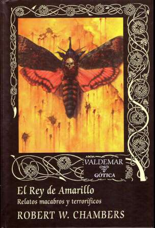 el rey de amarillo valdemar robert w chambers 2