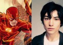 Ezra Miller es Barry Allen en la película de 'The Flash'