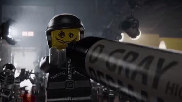 La Lego Película de Terror