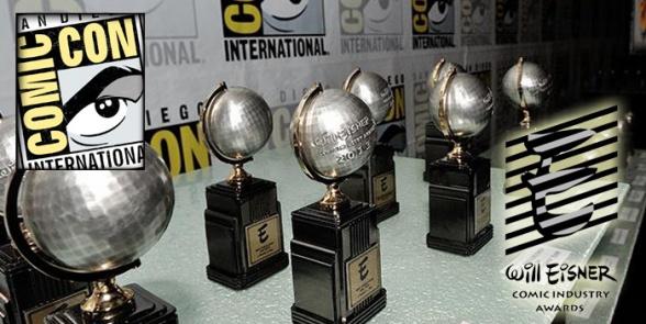 Premios Eisner Comic Con