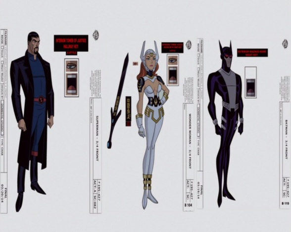 justice league gods and monsters 6