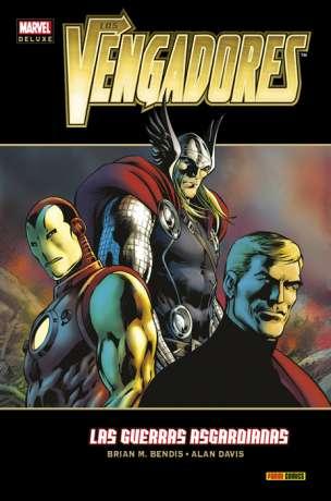 marvel deluxe vengadores guerras asgardianas