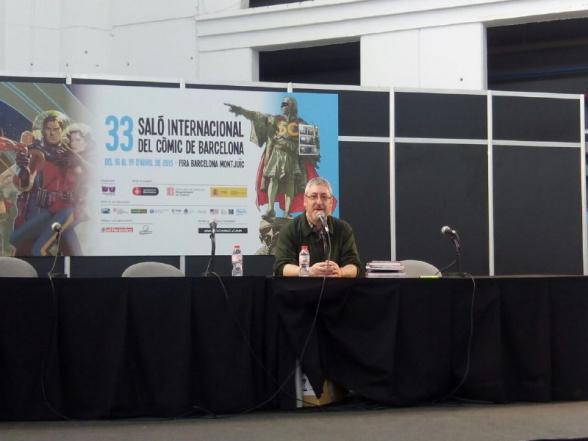 Alejandro Martínez Viturtia - Panini Cómics - SCB15