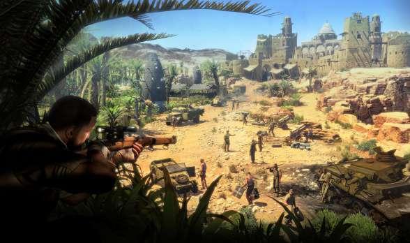 Análisis de 'Sniper Elite III Ultimate Edition'