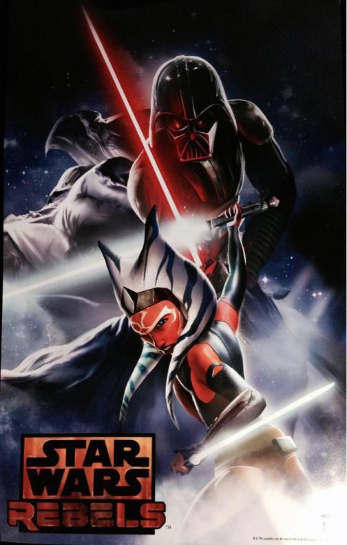 star wars rebels 2 poster
