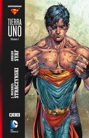 superman tierra uno vol3