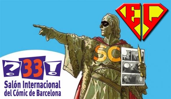 Salón del Cómic de Barcelona